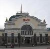 Железнодорожные вокзалы в Кизляре