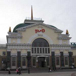 Железнодорожные вокзалы Кизляра